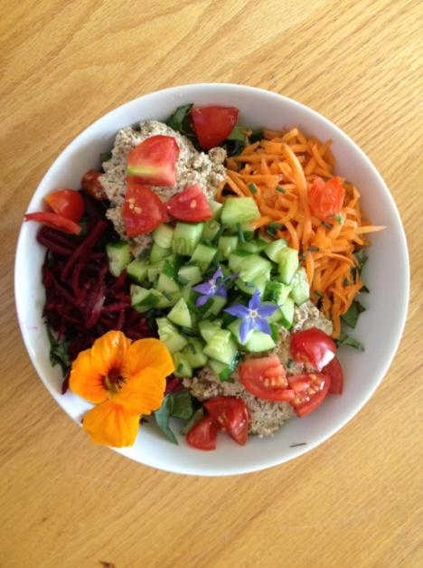 July 21 salad